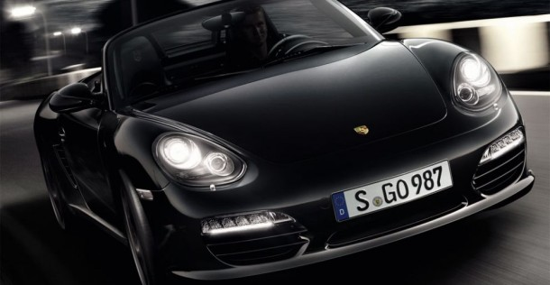 newest collection aefb7 8cbc4 Porsche Boxster S Black Edition Porsche Boxster S Black Edition