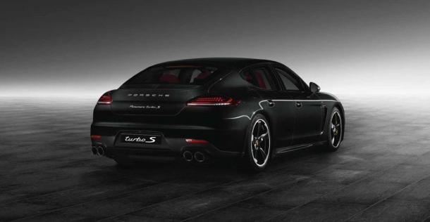 Porsche Panamera Turbo S - Porsche Exclusive