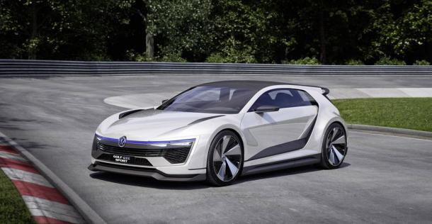 Volkswagen Golf GTE Sport Concept