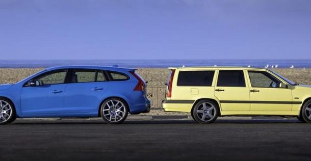 Volvo 855 T5 R i V60 Polestar