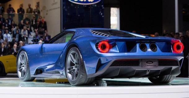 Ford GT - Geneva Motor Show 2015