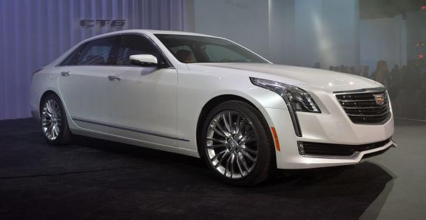 Cadillac CT6 - New York Auto Show 2015