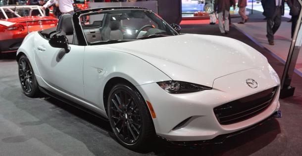 Mazda MX-5 Club - New York Auto Show 2015