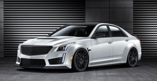 Cadillac CTS-V - tuning Hennessey