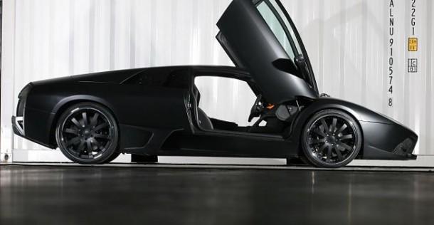 Lamborghini Murcielago LP640 Unicate