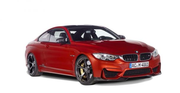 BMW M4 Coupe - tuning AC Schnitzer