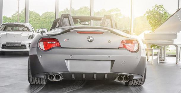 BMW Z4 Roadster - tuning Carlex Design