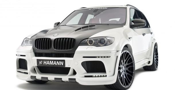 BMW X5M Hamann EVO M