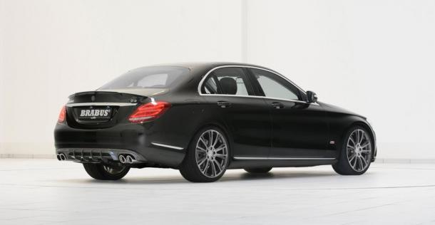 Mercedes klasy C - tuning Brabus