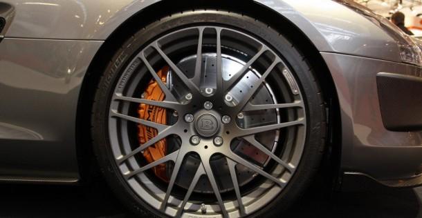 Mercedes SLS AMG Roadster - tuning Brabus