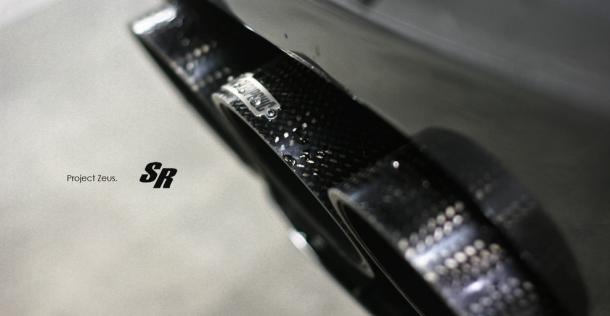 Ferrari 458 Italia SR Project