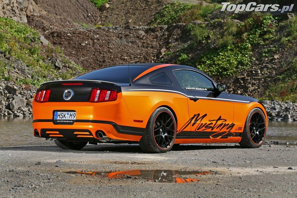 Ford Mustang Gt Design World 04