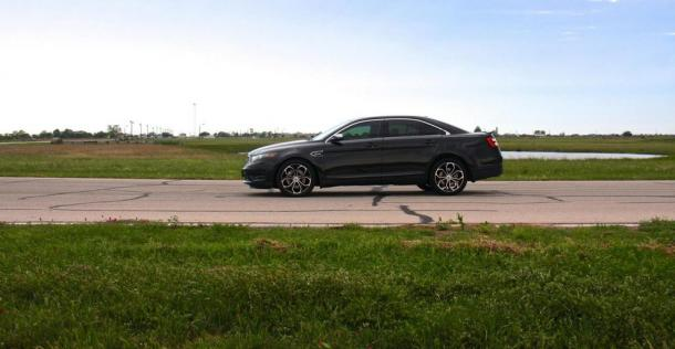 Ford Taurus SHO - tuning Hennessey