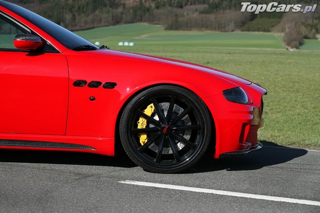 Maserati Quattroporte Cdc Performance 26