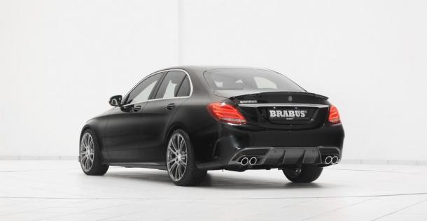 Mercedes C AMG Line - tuning Brabus