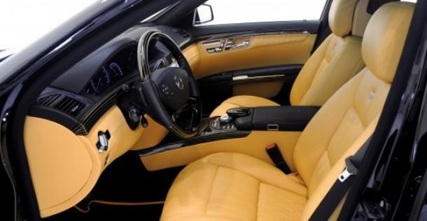 Mercedes S600 S V12 R Biturbo 800 Brabus