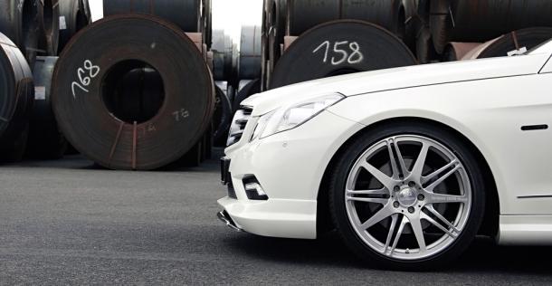 pretty nice 935dc 9e579 Mercedes klasy E Cabrio Carlsson