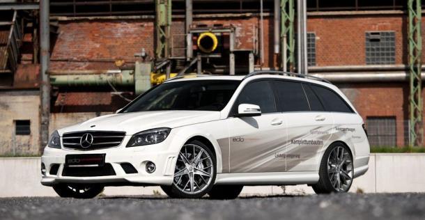 Mercedes C63 AMG T - tuning Edo Competition