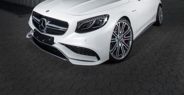 Mercedes S63 AMG Coupe - tuning IMSA