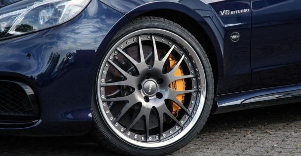 Mercedes E63 AMG S-Model kombi - tuning VATH