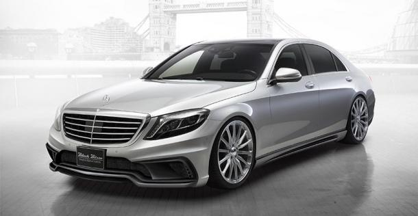 Mercedes S 2014 - tuning Wald International