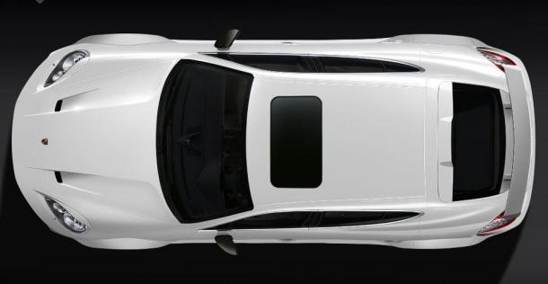 Porsche Panamera - tuning Onyx Concept