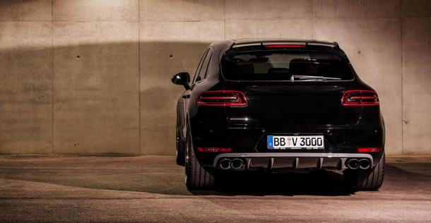 Porsche Macan Turbo - tuning TechArt