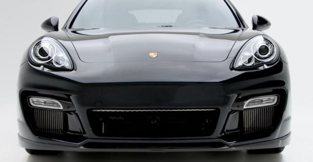 Porsche Panamera Turbo - tuning Vorsteinera