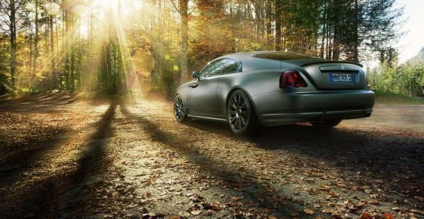 Rolls-Royce Wraith - tuning Spofec