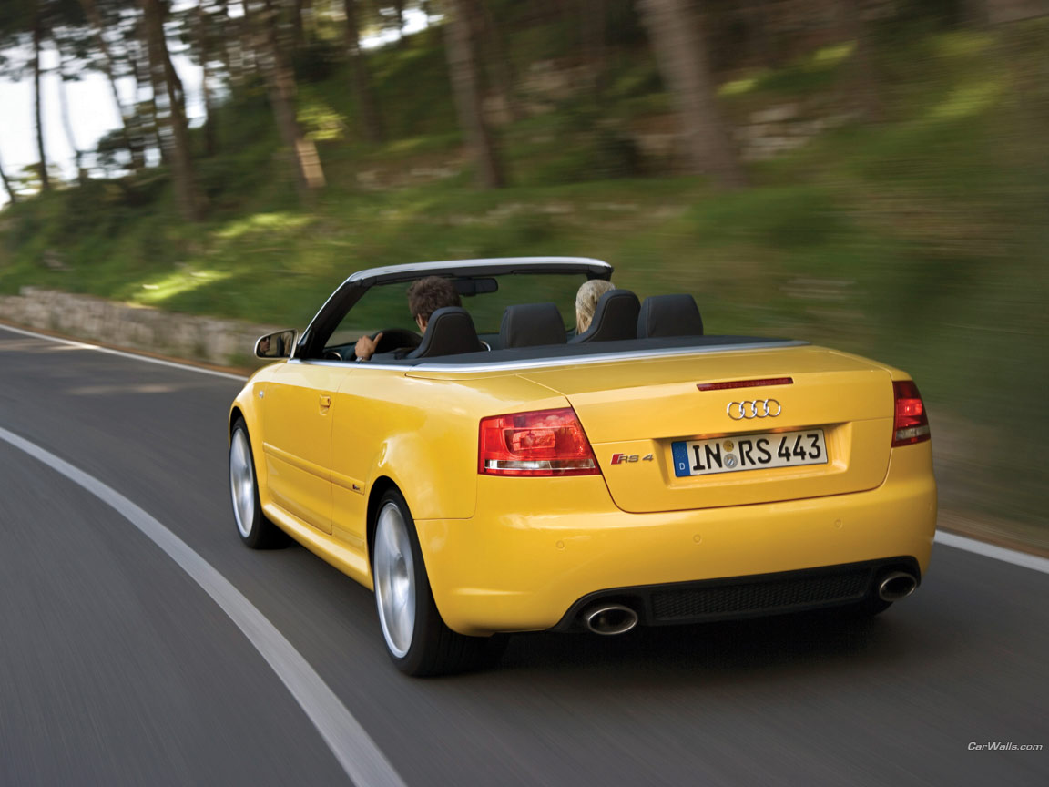 audi rs4 cabrio 1152x864 b75 tapety na pulpit. Black Bedroom Furniture Sets. Home Design Ideas