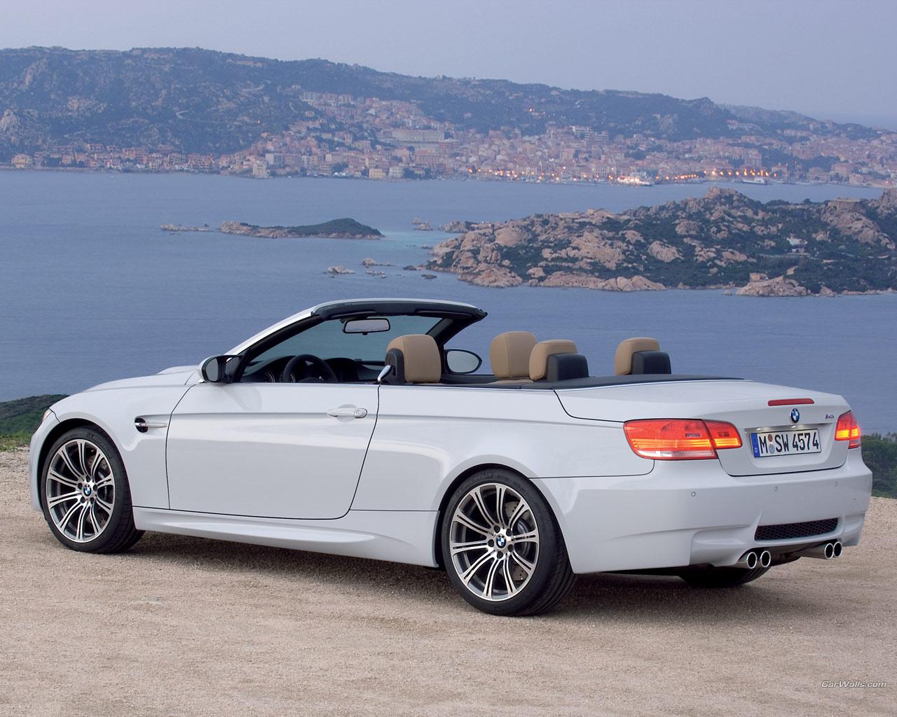 BMW M3 Convertible 1280x1024 b12 - Tapety na pulpit ...