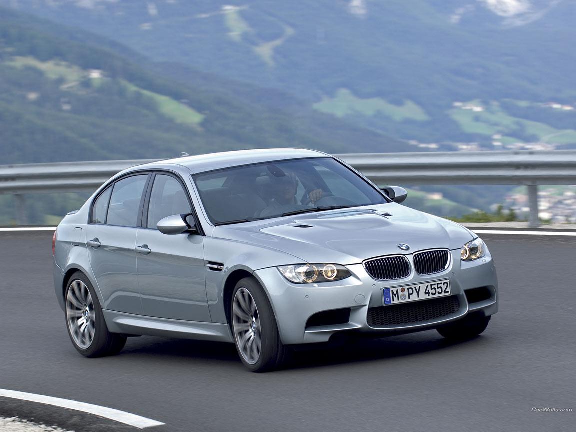 BMW M3 Sedan 1152x864 b180 - Tapety na pulpit - samochody ...