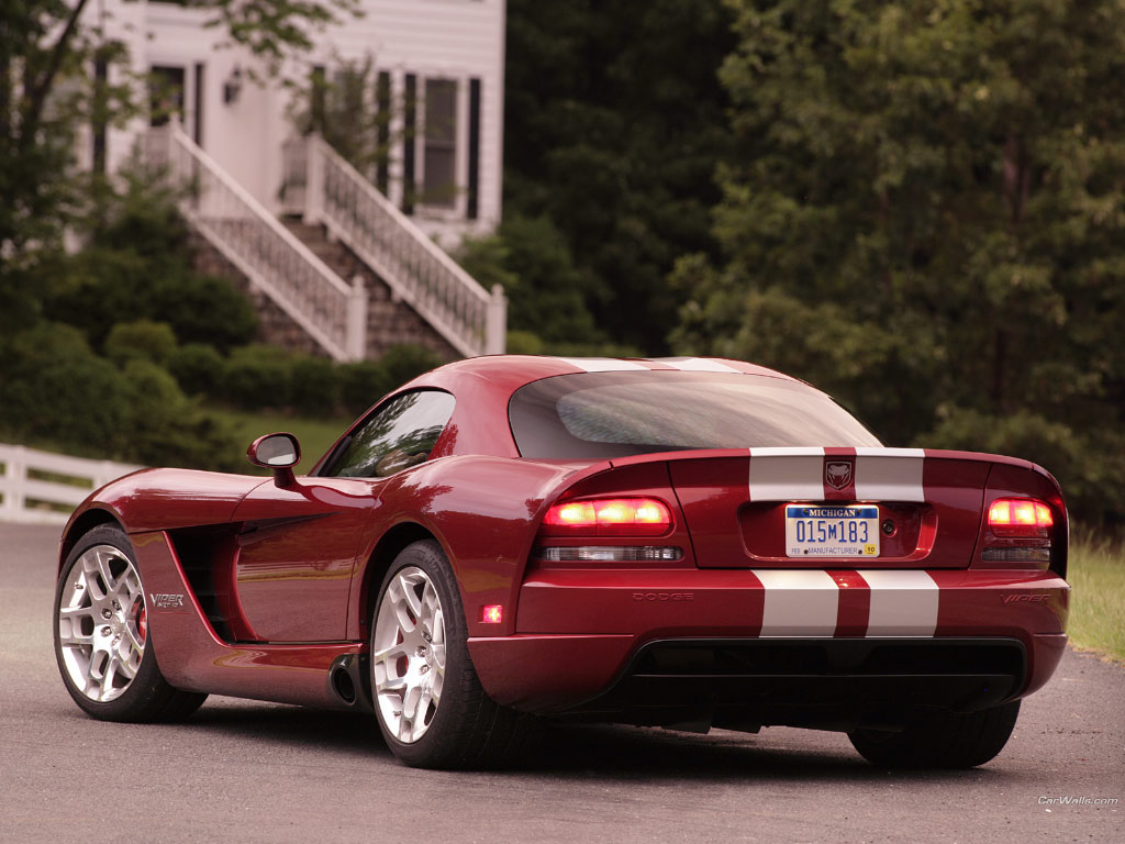 Dodge Viper Srt 10 1024x768 B97 Tapety Na Pulpit