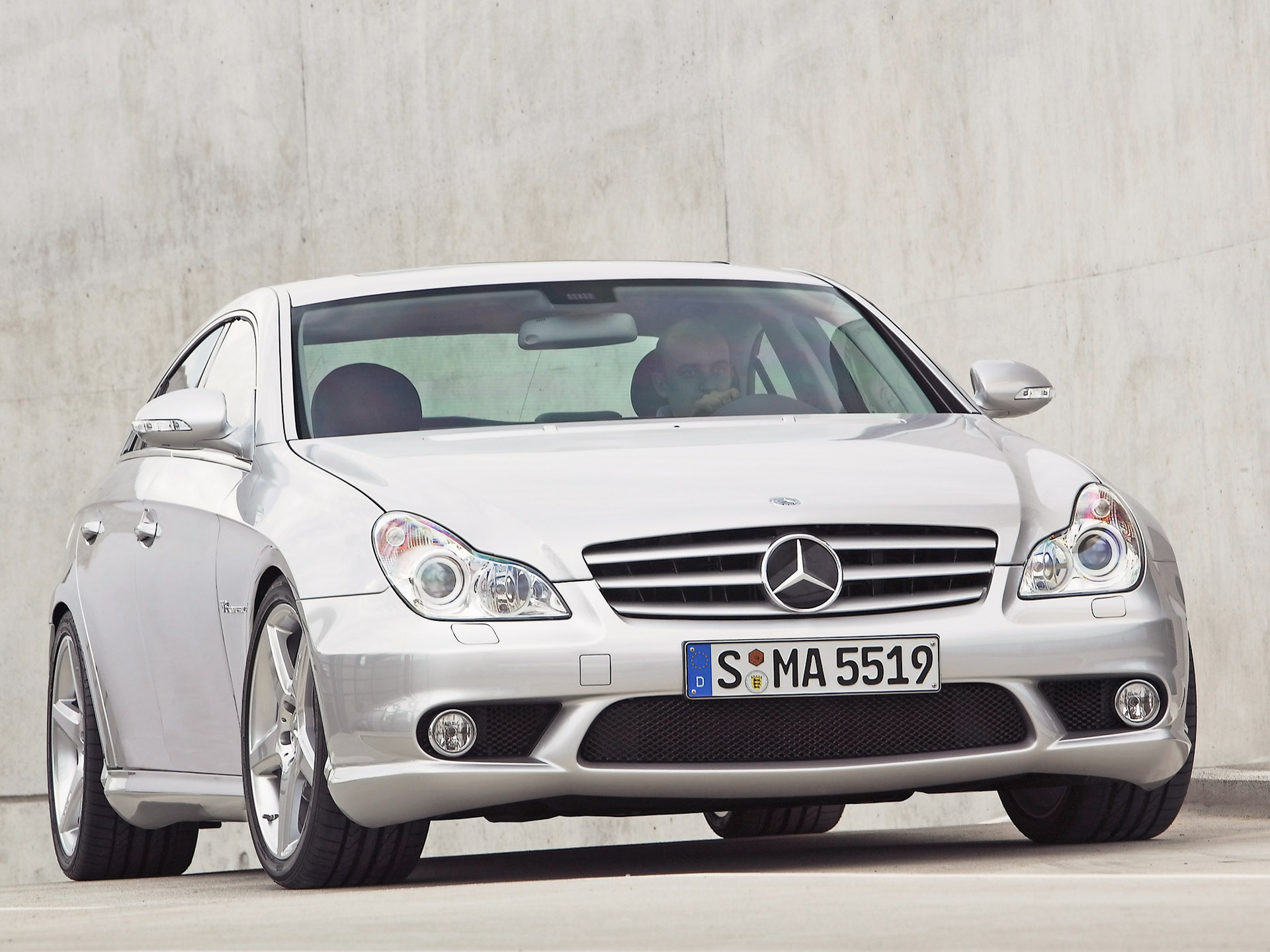 2005 Mercedes Cls 55 Amg 1920x1440 1141 Tapety Na Pulpit